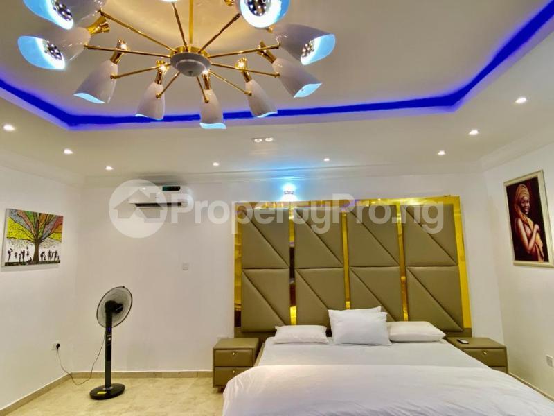 5 bedroom Semi Detached Duplex House for shortlet Osapa London, Lekki Osapa london Lekki Lagos - 1