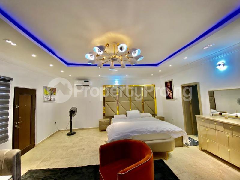 5 bedroom Semi Detached Duplex House for shortlet Osapa London, Lekki Osapa london Lekki Lagos - 4