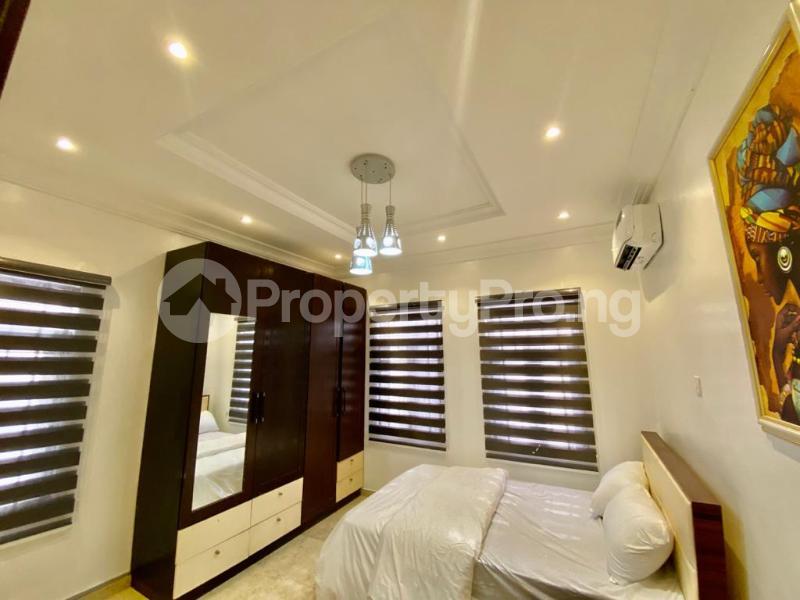5 bedroom Semi Detached Duplex House for shortlet Osapa London, Lekki Osapa london Lekki Lagos - 5