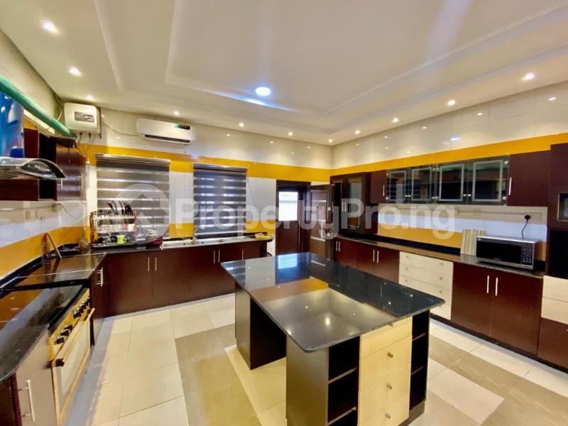 5 bedroom Semi Detached Duplex House for shortlet Osapa London, Lekki Osapa london Lekki Lagos - 7