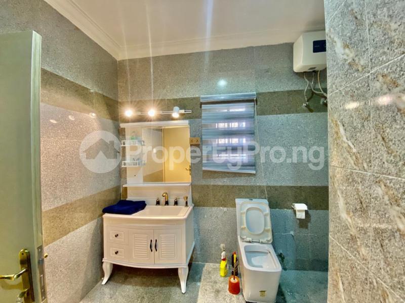 5 bedroom Semi Detached Duplex House for shortlet Osapa London, Lekki Osapa london Lekki Lagos - 12