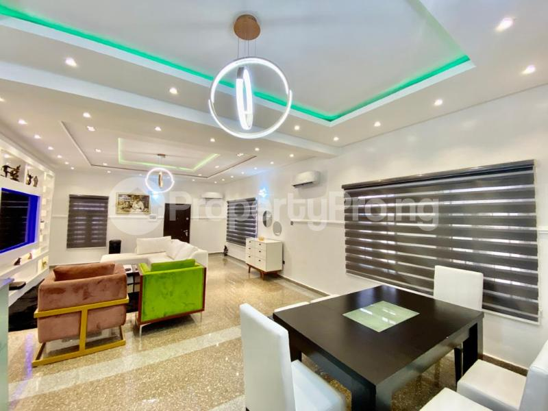 5 bedroom Semi Detached Duplex House for shortlet Osapa London, Lekki Osapa london Lekki Lagos - 0