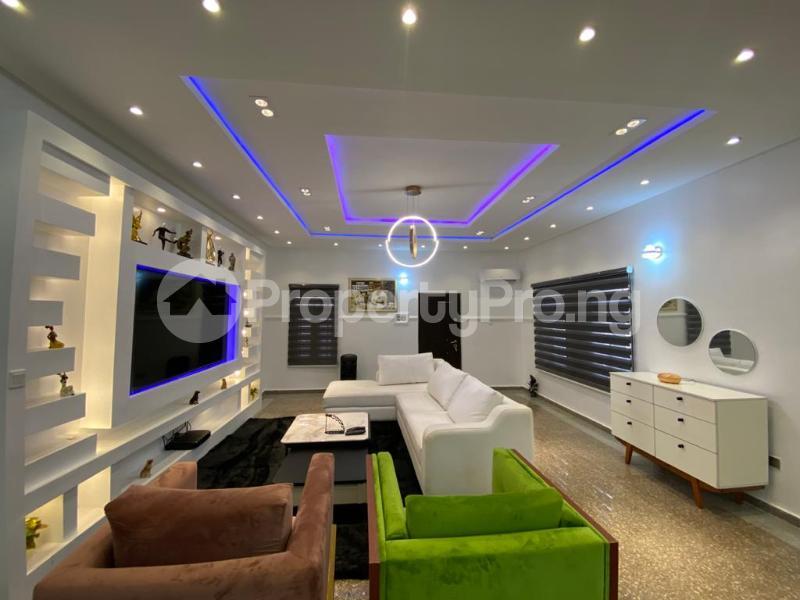 5 bedroom Semi Detached Duplex House for shortlet Osapa London, Lekki Osapa london Lekki Lagos - 8