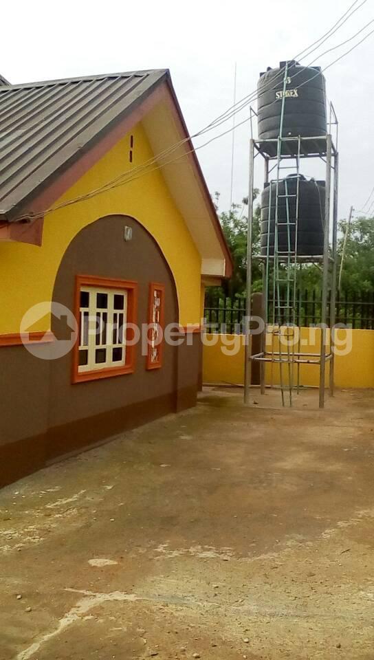 Self Contain Flat / Apartment for sale Campus Area, Osun State University, Osogbo Campus Osogbo Osun - 0