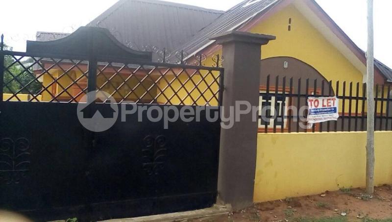 Self Contain Flat / Apartment for sale Campus Area, Osun State University, Osogbo Campus Osogbo Osun - 1