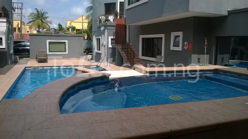 3 bedroom House for rent 49, Agodogba Avenue Parkview Estate Ikoyi Lagos - 1