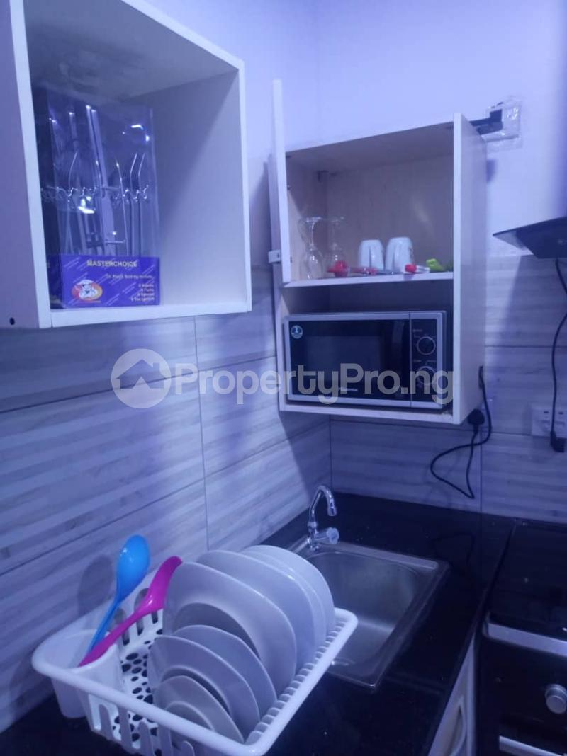 1 bedroom mini flat  Studio Apartment Flat / Apartment for shortlet Lekki phase 1 Lekki Phase 1 Lekki Lagos - 4