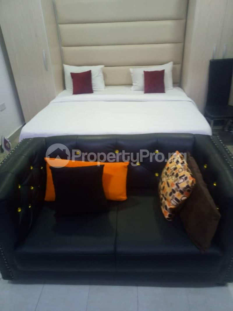 1 bedroom mini flat  Studio Apartment Flat / Apartment for shortlet Lekki phase 1 Lekki Phase 1 Lekki Lagos - 1