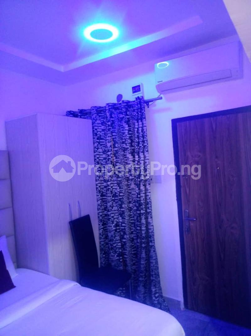 1 bedroom mini flat  Studio Apartment Flat / Apartment for shortlet Lekki phase 1 Lekki Phase 1 Lekki Lagos - 19