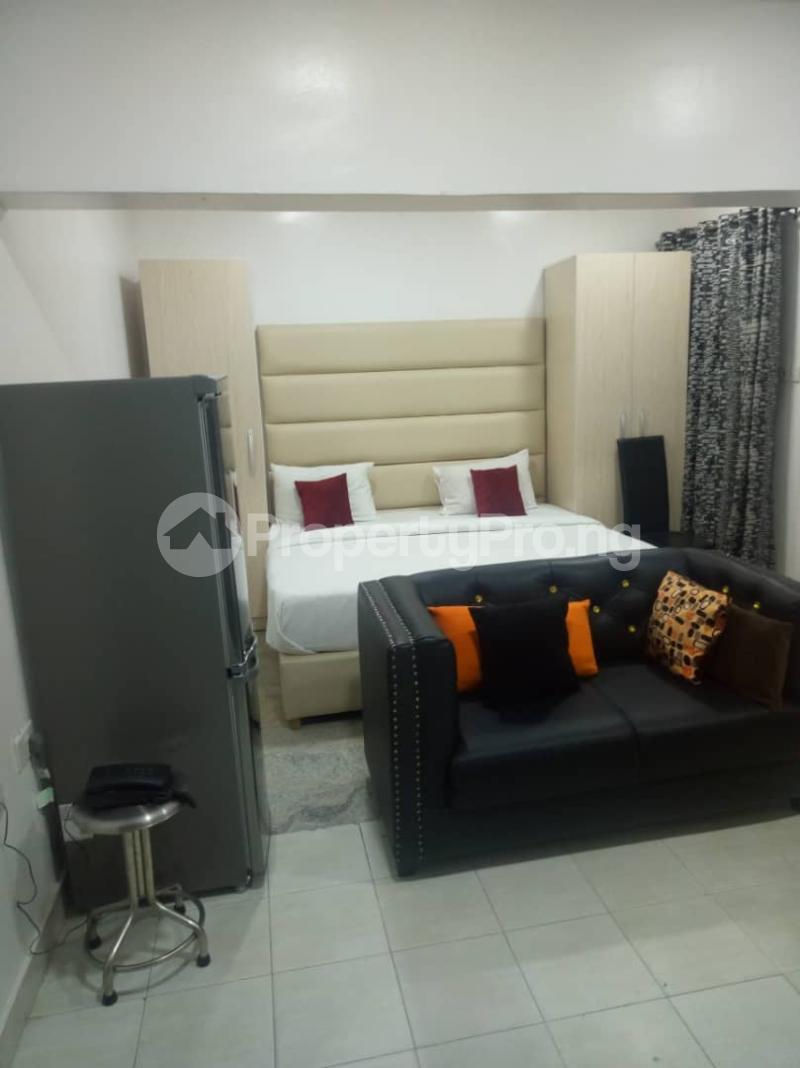 1 bedroom mini flat  Studio Apartment Flat / Apartment for shortlet Lekki phase 1 Lekki Phase 1 Lekki Lagos - 14