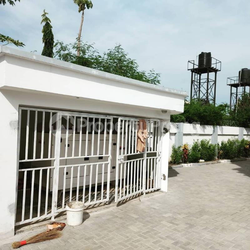 5 bedroom Detached Duplex House for rent Lake Chart Maitama Abuja - 1