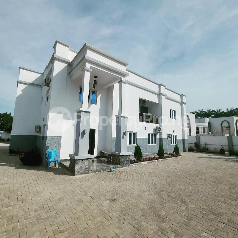 5 bedroom Detached Duplex House for rent Lake Chart Maitama Abuja - 4