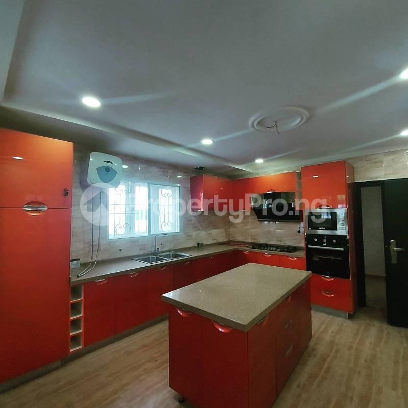 5 bedroom Detached Duplex House for rent Lake Chart Maitama Abuja - 9