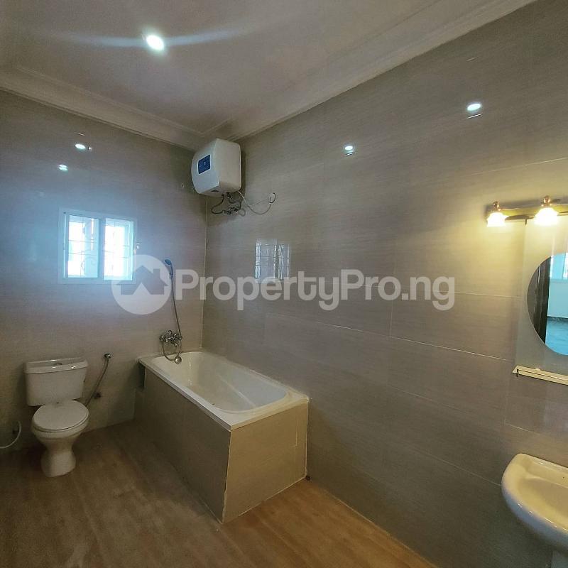 5 bedroom Detached Duplex House for rent Lake Chart Maitama Abuja - 8