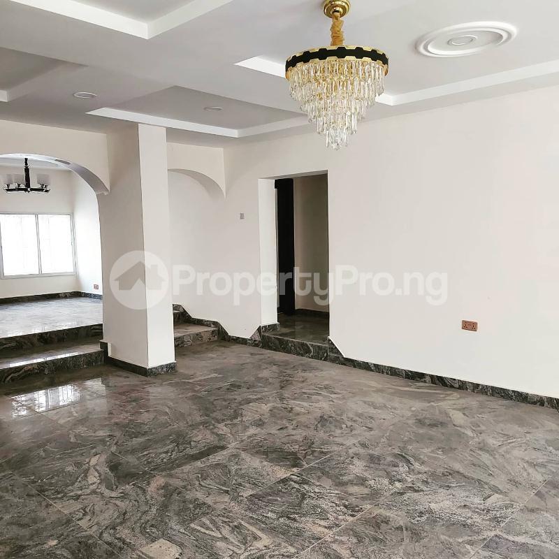 5 bedroom Detached Duplex House for rent Lake Chart Maitama Abuja - 5