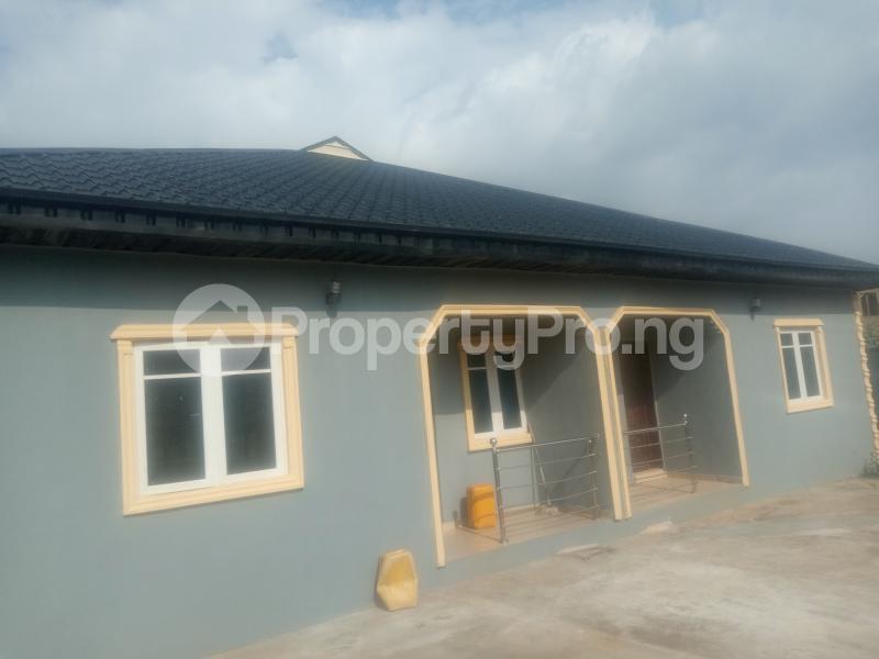 1 bedroom Blocks of Flats for rent 2 Laderin Estate Abeokuta Ogun State Oke Mosan Abeokuta Ogun - 0