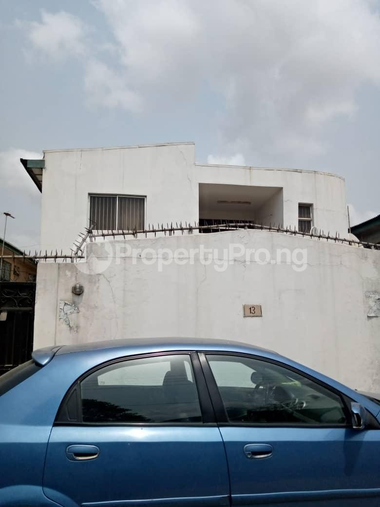 5 bedroom Detached Duplex House for sale Ire Akari Isolo Lagos - 7