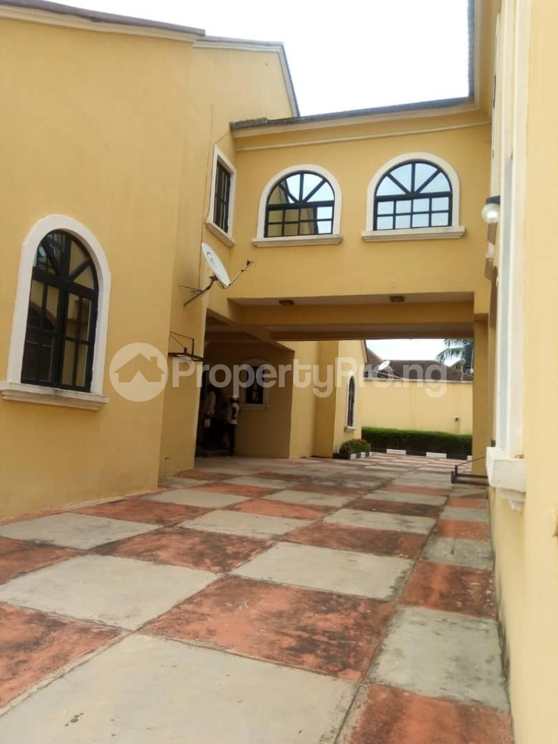 7 bedroom Massionette House for sale forestry Hill Jericho Ibadan Oyo - 10