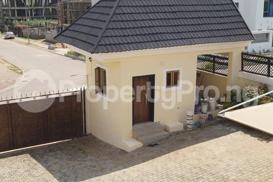 9 bedroom Massionette House for sale Maitama Abuja - 11