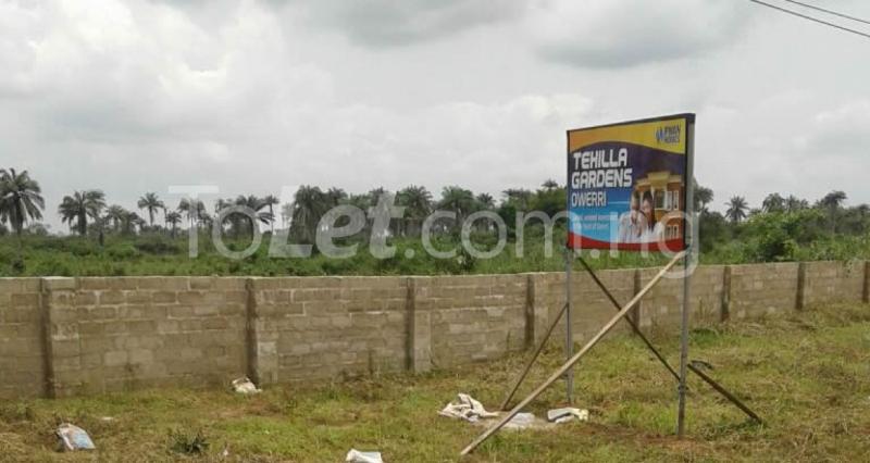 Land for sale Agbara Road Owerri Imo - 0