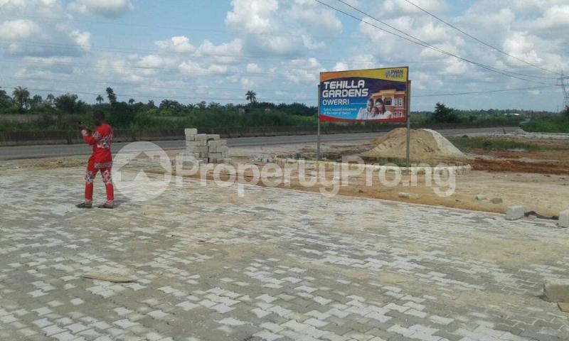 Residential Land Land for sale Avu-Oforola Off Portharcourt Road Owerri IMO State  Owerri Imo - 2