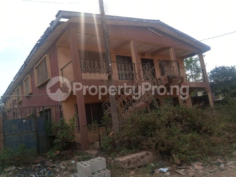 10 bedroom Blocks of Flats for sale Felele Challenge Ibadan Oyo - 0