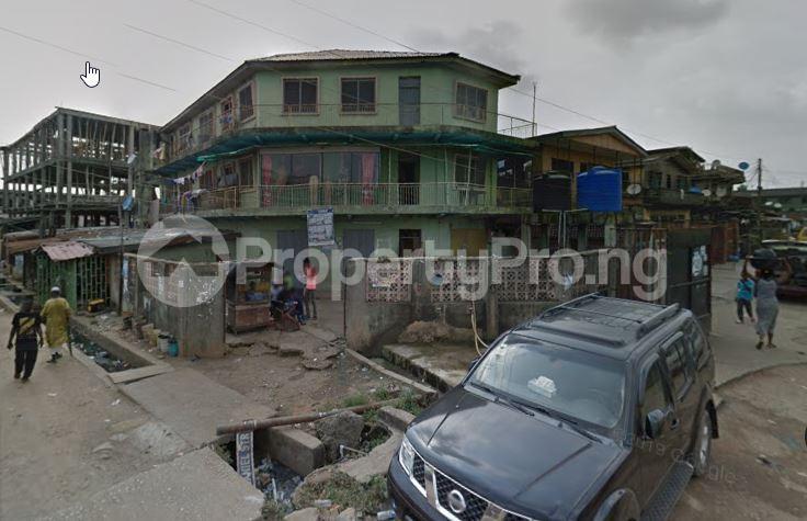 Flat / Apartment for sale Olusoga Street, off Alafia Street Mushin Mushin Lagos - 0