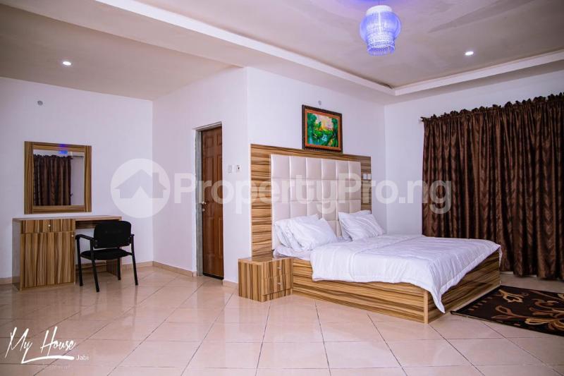 3 bedroom Terraced Duplex House for shortlet Jabi-Abuja. Jabi Abuja - 3