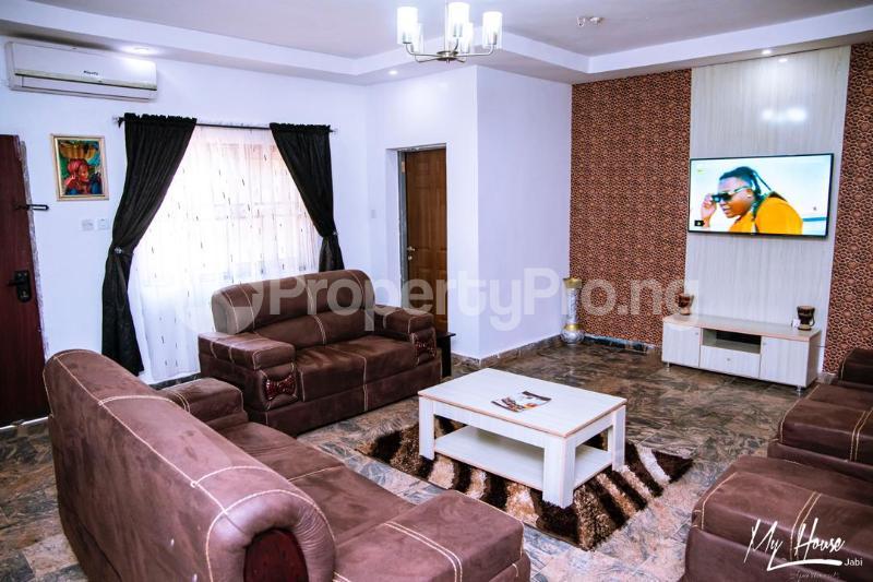 3 bedroom Terraced Duplex House for shortlet Jabi-Abuja. Jabi Abuja - 1