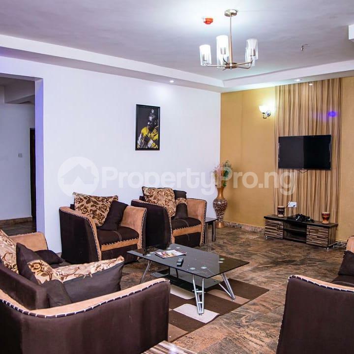 3 bedroom Terraced Duplex House for shortlet Jabi-Abuja. Jabi Abuja - 0