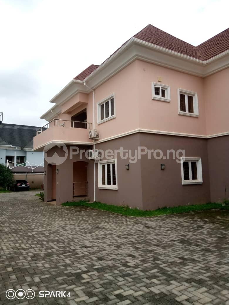 4 bedroom Terraced Duplex House for rent ... Katampe Ext Abuja - 0