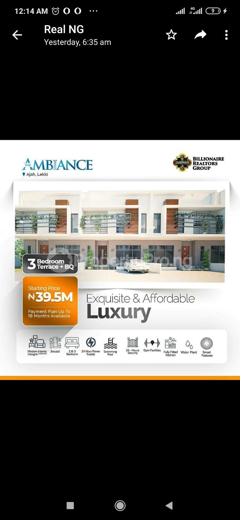 Detached Duplex for sale Abraham adesanya estate Ajah Lagos - 9
