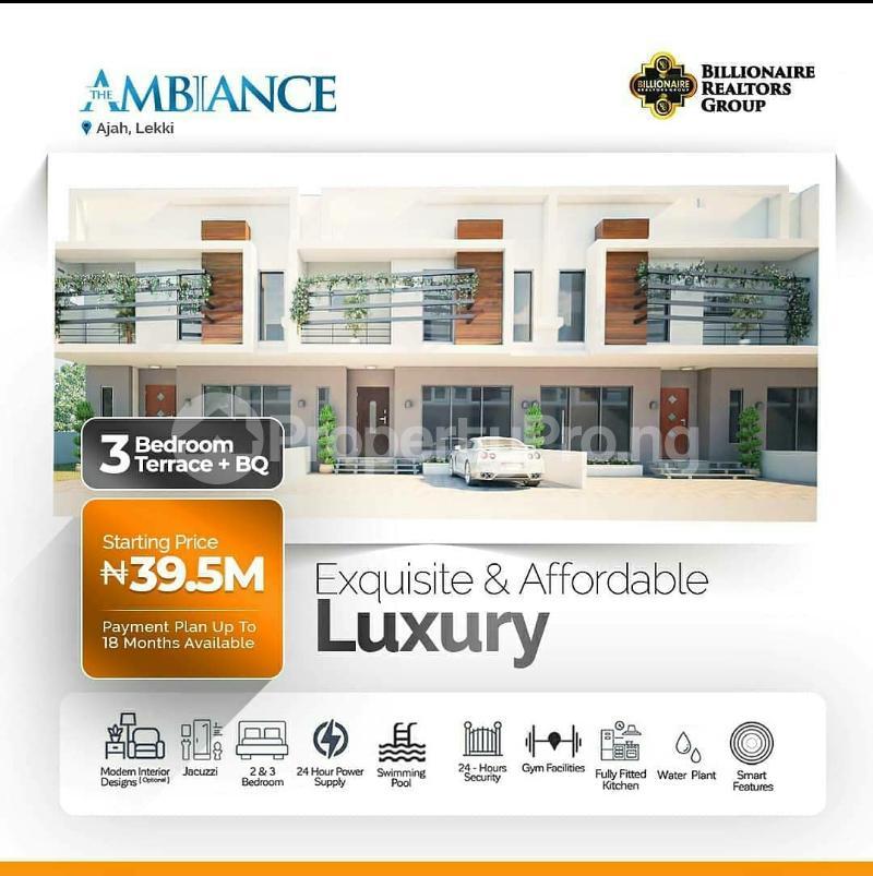 Detached Duplex for sale Abraham adesanya estate Ajah Lagos - 7