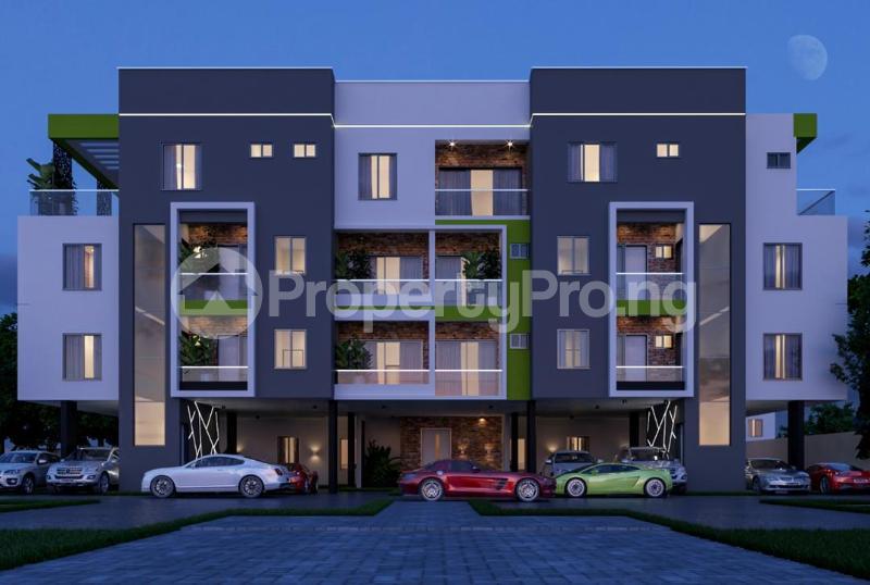 3 bedroom Penthouse Flat / Apartment for sale Abraham adesanya estate Ajah Lagos - 2