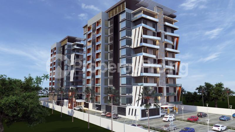3 bedroom Shared Apartment Flat / Apartment for sale Water Corporation Drive Victoria Island Extension Victoria Island Lagos - 1