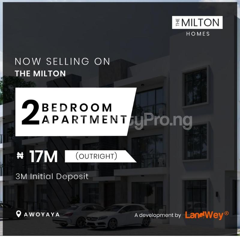 Shared Apartment for sale Awoyaya Ibeju-Lekki Lagos - 4