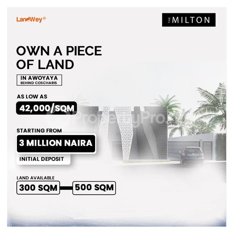 Shared Apartment for sale Awoyaya Ibeju-Lekki Lagos - 3