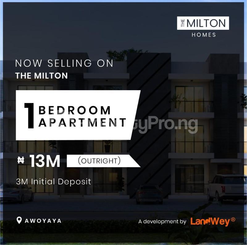Shared Apartment for sale Awoyaya Ibeju-Lekki Lagos - 6