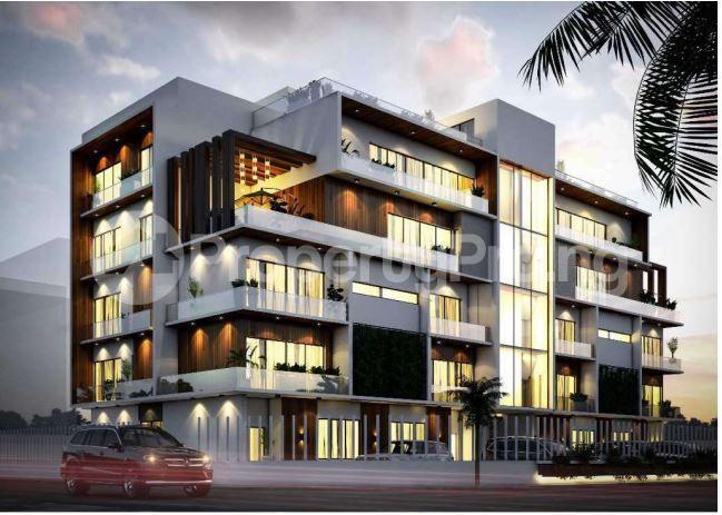 4 bedroom House for sale Off Bourdillion, Ikoyi Bourdillon Ikoyi Lagos - 4