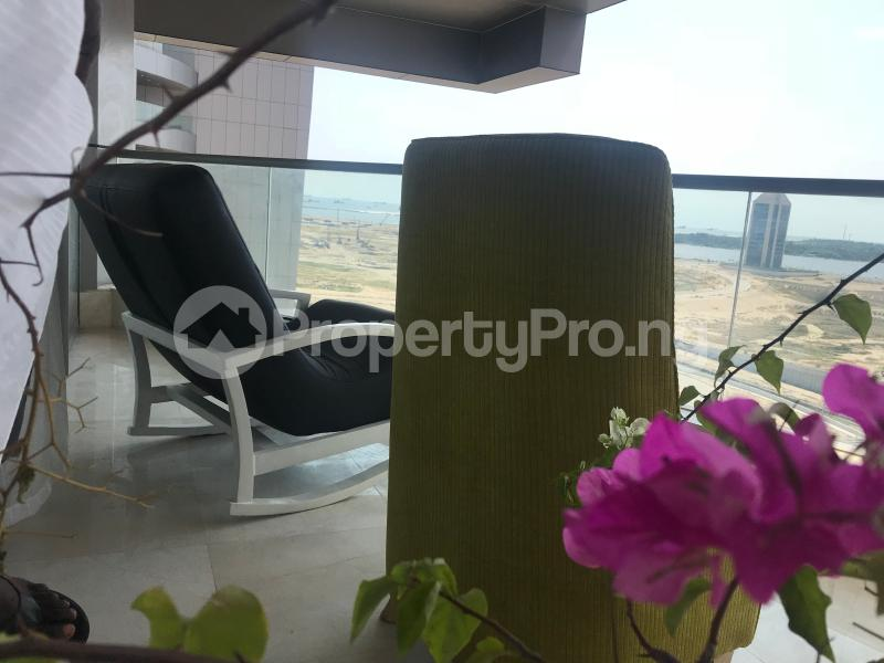 3 bedroom Flat / Apartment for shortlet Eko Atlantic City Ahmadu Bello Way Victoria Island Lagos - 15