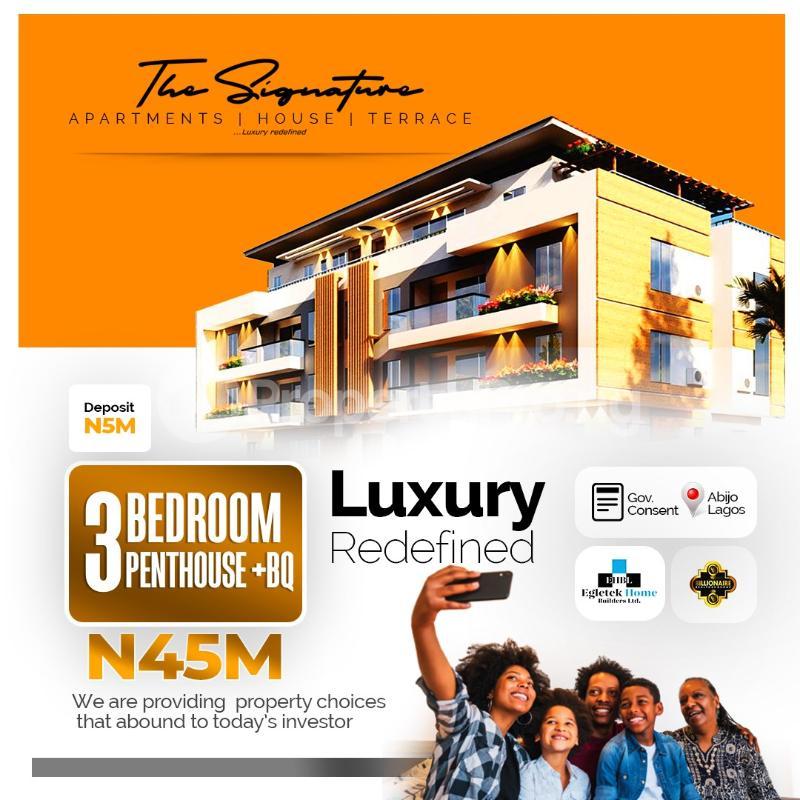 5 bedroom Detached Duplex for sale Sunday Ejiofor Street, Green Park Scheme Opposite Corona School Abijo Lekki Abijo Ajah Lagos - 3