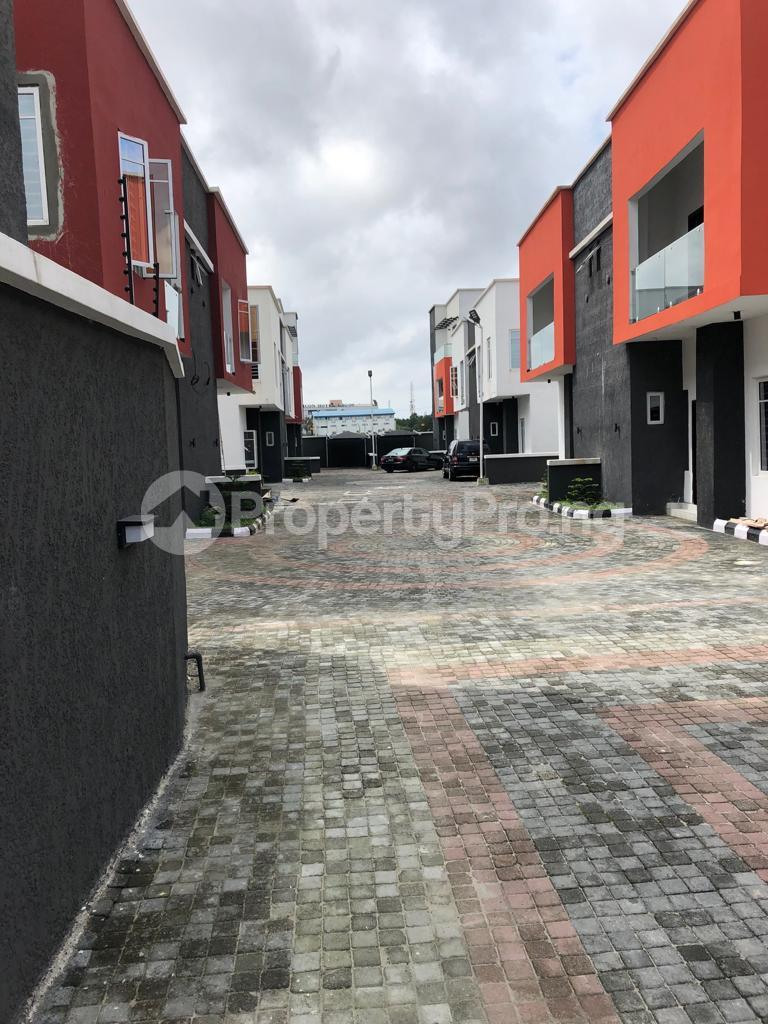 2 bedroom Terraced Duplex House for shortlet By VGC Lekki Phase 2 Lekki Lagos - 12
