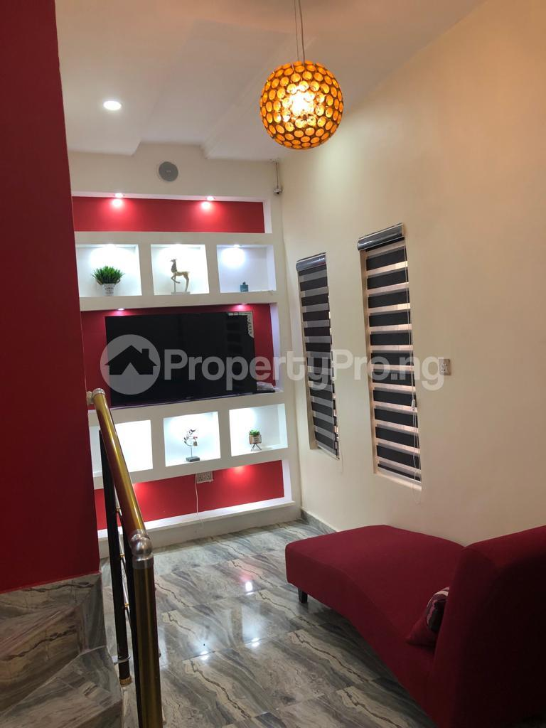 2 bedroom Terraced Duplex House for shortlet By VGC Lekki Phase 2 Lekki Lagos - 9