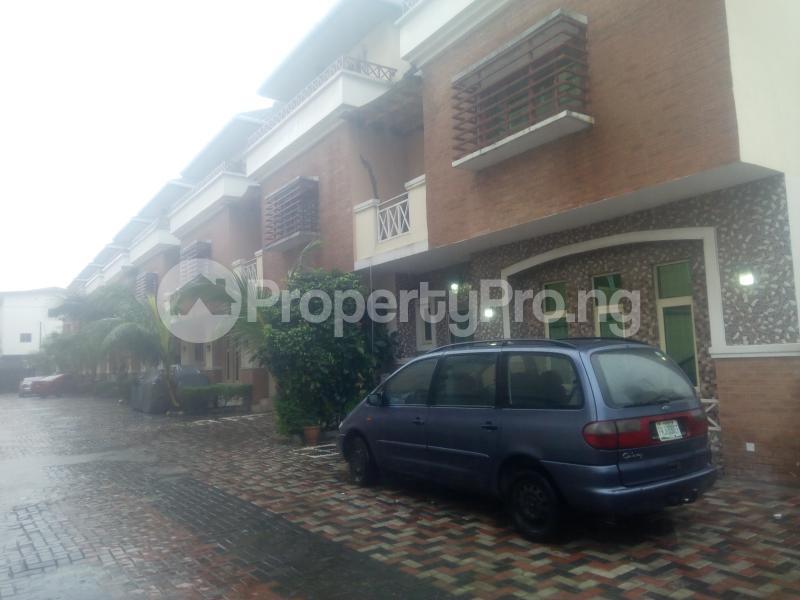 4 bedroom Terraced Duplex House for rent Agungi Lekki Lagos - 11