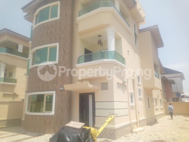 5 bedroom Detached Duplex House for rent Igbo-efon Lekki Lagos - 0