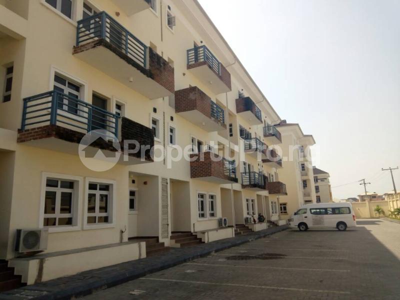 4 bedroom Massionette House for rent Igbo-efon Lekki Lagos - 0