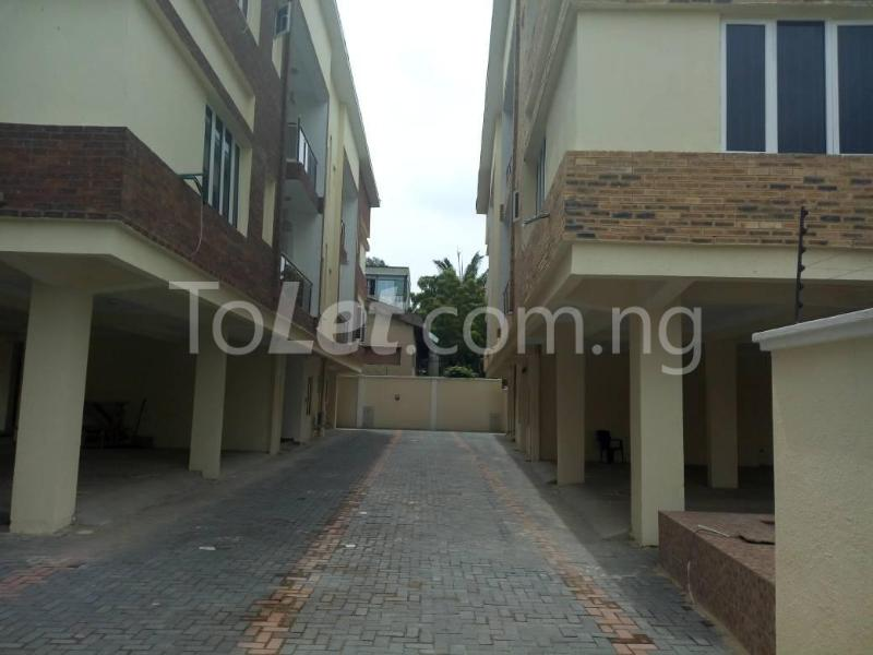 3 bedroom Flat / Apartment for sale Justice Court, Off queens drive, Ikoyi, Lagos Ikoyi Lagos - 1