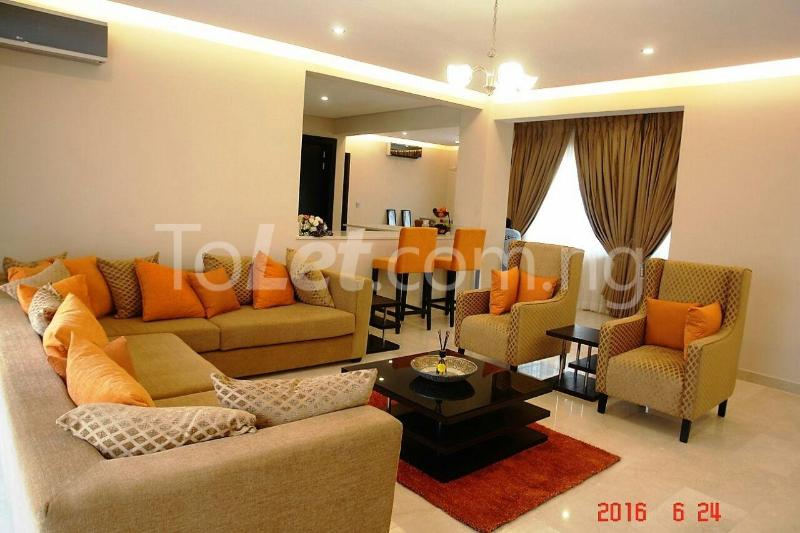 3 bedroom Flat / Apartment for rent The Pinnacle Estate Maitama Abuja - 2