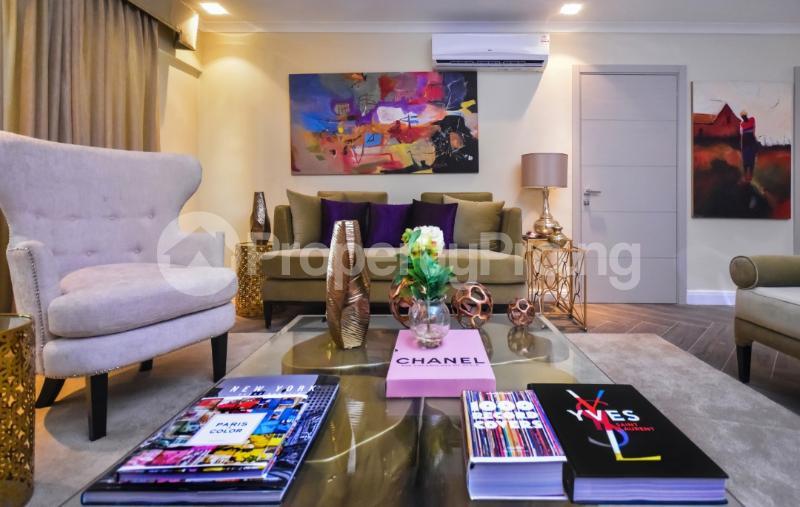 4 bedroom Flat / Apartment for rent - Bourdillon Ikoyi Lagos - 4