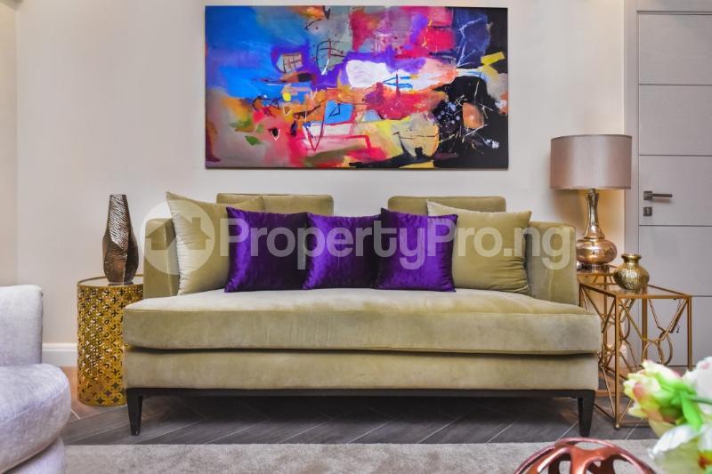 4 bedroom Flat / Apartment for rent - Bourdillon Ikoyi Lagos - 2